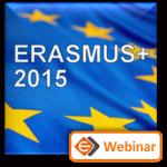 button ERASMUS+
